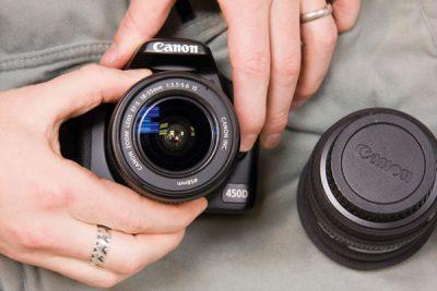 درپوش لنز هدیه ای برای عشق عکاسی