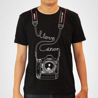 تیشرت هدیه ای برای عشق عکاسی