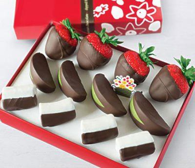 میوه شکلاتی بهترین کادو برای شکموها