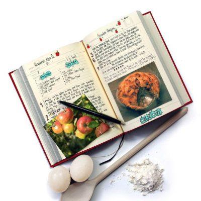 کتاب آشپزی هدیه برای شکموها
