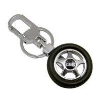 جاسوئیچی فلزی مدل چرخ ماشین