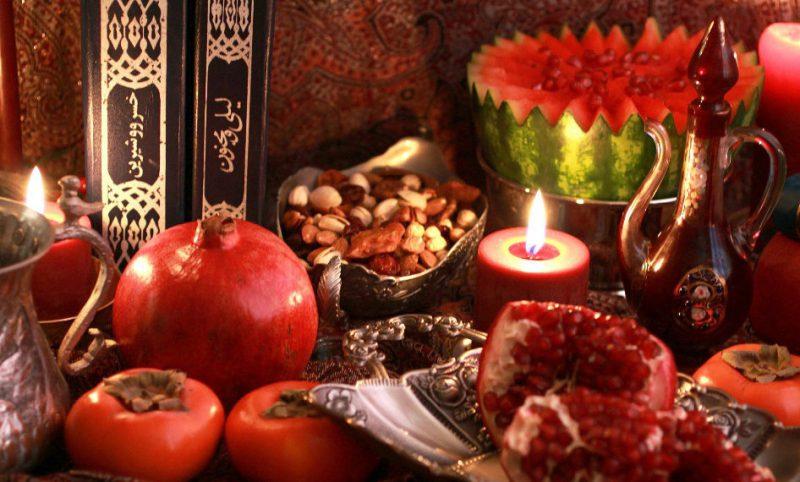 هدیه شب یلدا برای داماد
