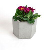 گلدان بتنی کد DCO18