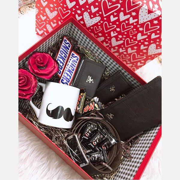 باکس ست هدیه مردانه