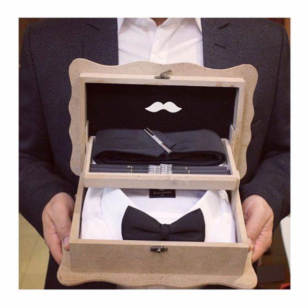 پک هدیه رسمی مردانه