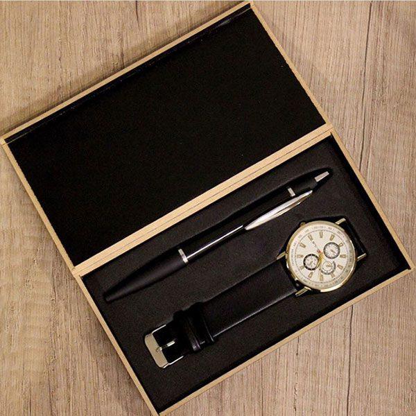 ست خودکار و ساعت مردانه