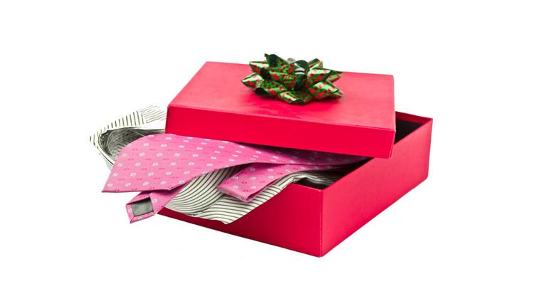 تزئین هدیه ولنتاین برای خانم ها